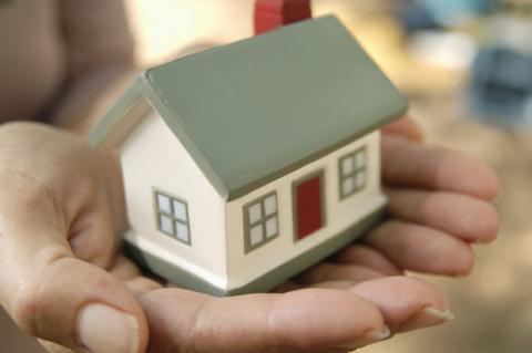 Mutui casa, crollo nel 2012